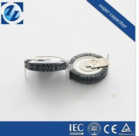 5.5V1.0F; Coin Type Super Capacitor; Button Type Ultra Capacitor (H Model)