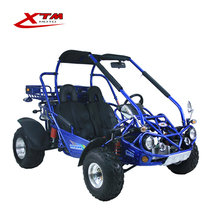 Powerful gas racing 300cc pedal go karts for adults