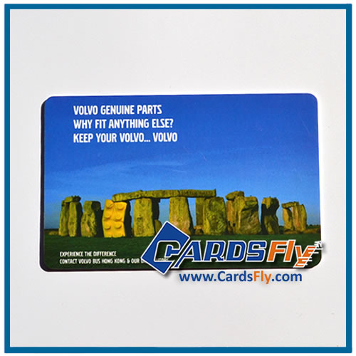 High quality Credit Card Size cr80 make your own plastic cards