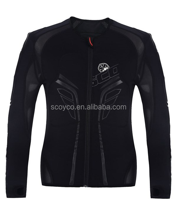 Street motorcycle Riding Protective Jacket AM03 Soft Armor & CE Protector