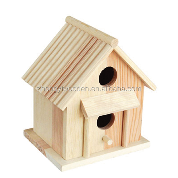 china factory FSC&BSCI OEM wildlife wooden pet bird cages carriers hotel house