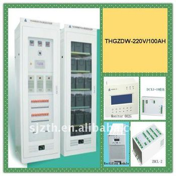 220V/110V intelligent Switch Mode Electric DC Power System