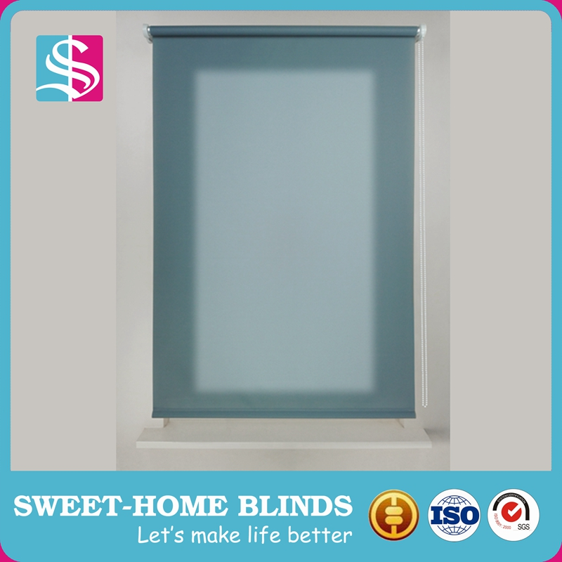 hot sale style vision solar screen roller blind by manual control