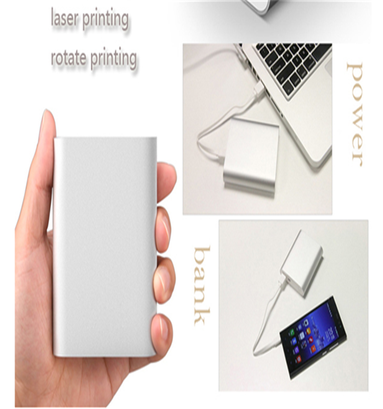 Popular External Battery rohs Power Bank for xiaomi 10400 portable rohs powerbank Charger