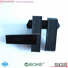 OEM ODM high quality customized precision EPDM rubber seal extrusion factory in jiangsu