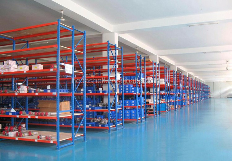 HEDA guangzhou steel pallet tyre Warehouse storage rack shelf