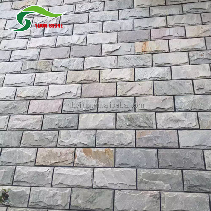 Slate Tiles Exterior Stone Finish,Wall Clading Stones For House