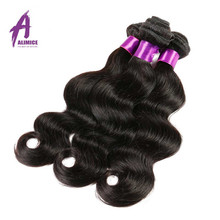 Vietnamese 100 percent Double drawn Body wave Virgin Human hair weave, Original Raw Virgin Human hair extensionin Dubai