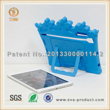 Imperial Crown Design shock proof EVA Foam tablet pc stand cover