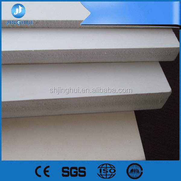 Nontoxic and tasteless impact resistance pvc foam board