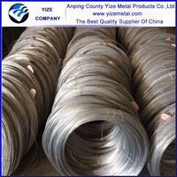 alibaba china market binding wire for flowers/heavy zinc coating steel wire/galvanised mild steel wire