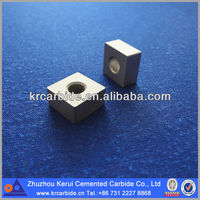 carbide inserts for stone quarry chain saw machines