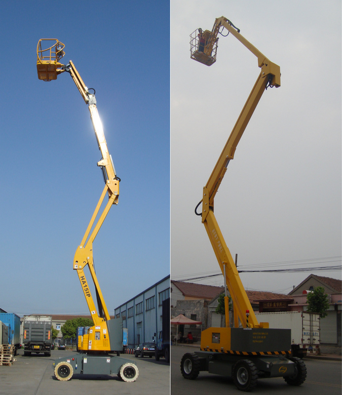 Small Boom Lift : List manufacturers of jumper fc buy get