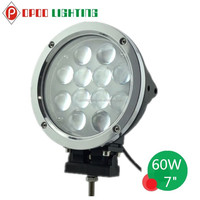 7inch Round 60W Led Driving Light