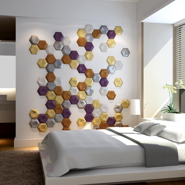 Lovely Soft Board Hexagon Tile Interior Decoration Buy Room Soft Awesome Soft Board Decoration Design