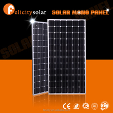 Factory price 200W solar electric panels/solar panels photovoltaic/solar power panel