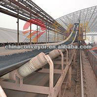 Africa market proffesional belt convoyor With width1200 mm for coal mining belt conveyor