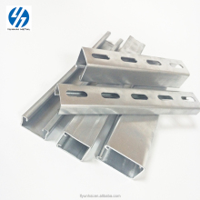 Cheap price stainless steel u-channel size
