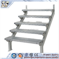 Galvanized steel Stair Stringers