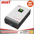 2017 Most Popular Hybrid Solar Power Inverter 5KW 48V with MPPT Solar charger