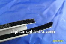 shower screen seal/bristle stripping/weather stripe/sealed tops/sealing brush