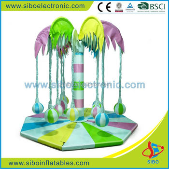 2016 high quality kids indoor playground for home