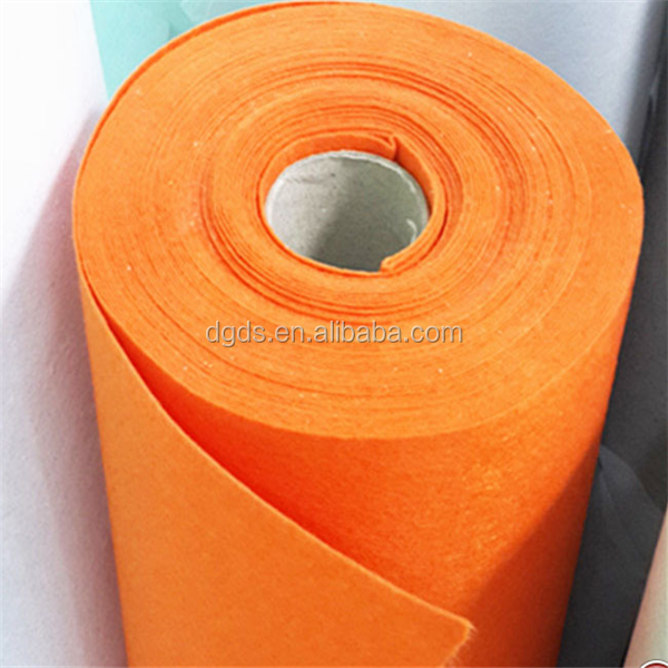 shipping free shop on line China factory 1mm polyester felt Colorful Felt polyester needle nonwoven felt for pakistan market