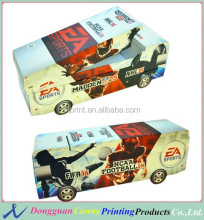 Bus shape luxury gift box packaging
