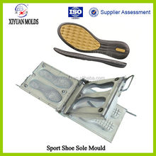 Newest Women Two Color Leisure Shoe Mould For Rubber Sole Making