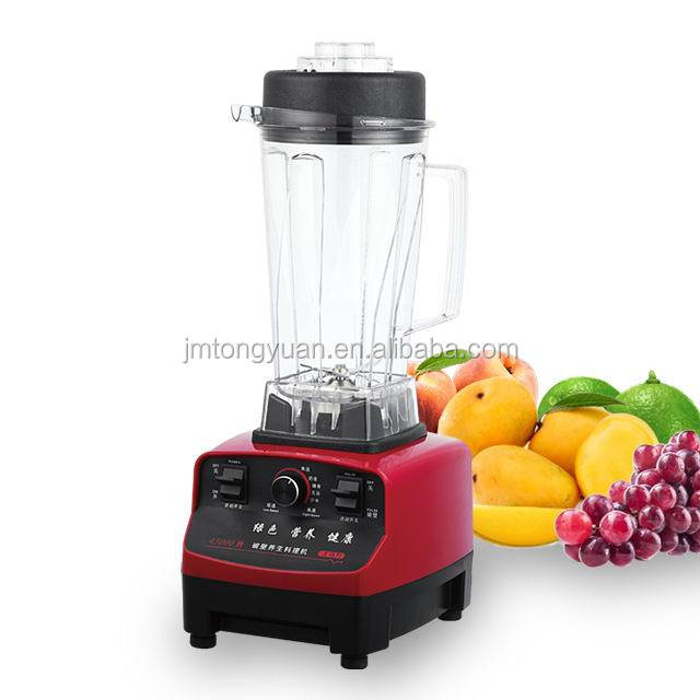TOTA Innovative New Products 240V Electric Power High Speed Blender For Summer Cool Drink