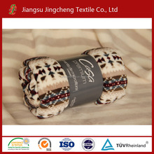 240gsm blanket 100% Polyester wholesale Coral Fleece jiangsu impreso coral fleece tela