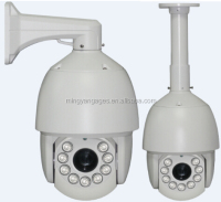 outdoor 30X optical zoom 700TVL sony CCD with IR cut 150M high speed dome camera with advanced built in heater module