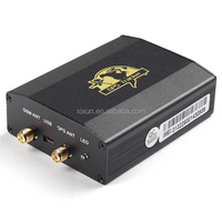 Original Xexun dual sim card opengts gps car tracking device with geofence alarm and free tracking system