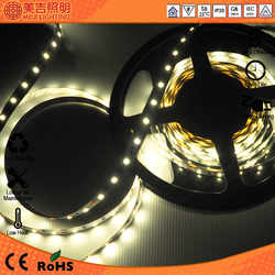 Factory price wholesaled popular double sided home decoration smd 2835 samsung continuous led strip
