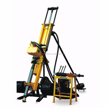 20m depth small portable DTH soil drilling rig machine