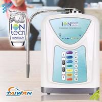 IT-380 Iontech Brand famous Taiwan alkaline ionized water machine