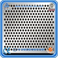 perforated metal screen mesh for grills