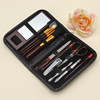 Wellflyer handbags 12pcs pedicure benches japanese manicure set