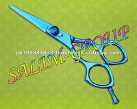 6 PET GROOMING SCISSORS SHEAR BARBER HAIR SALON RAZOR