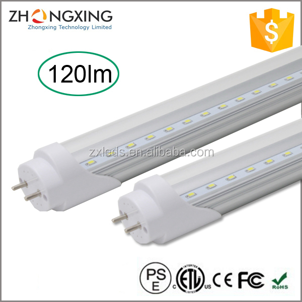 Hot Sale Clear Plastic PC Cover 5FT led T8 30W 35W Fluorescent Tubes SMD 6000K