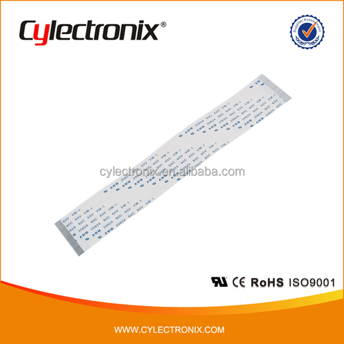 15Pin 0.3mm FFC Cable Flat Flex Cable