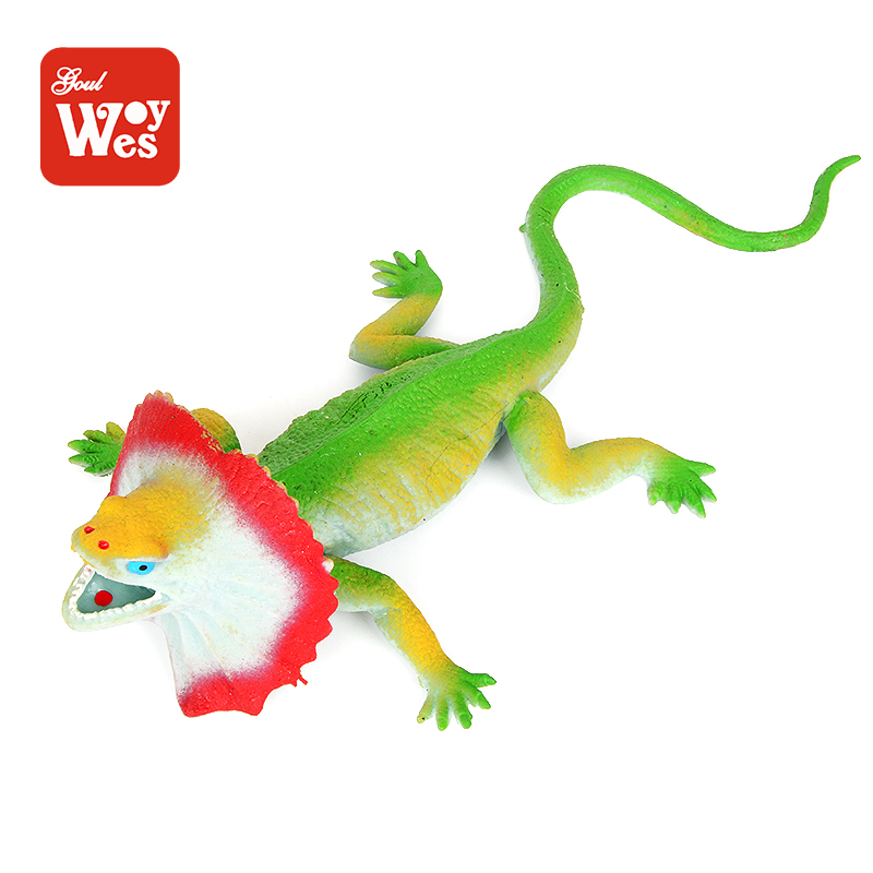more popular tpr soft animal lizard funny gift very cheap toys for kids