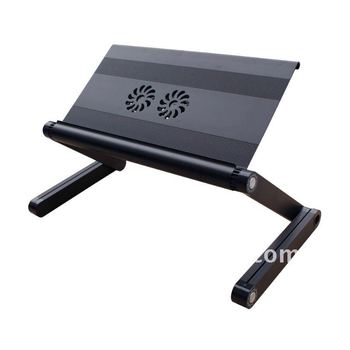 Funtion Protable Laptop Stand, Portable Folding Laptop Tray stand