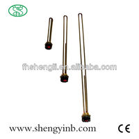 electric copper pipe water heater in different size
