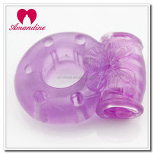 Vibrating Butterfly Penis Cock Ring Sex Toys For Men and Women Sex Products