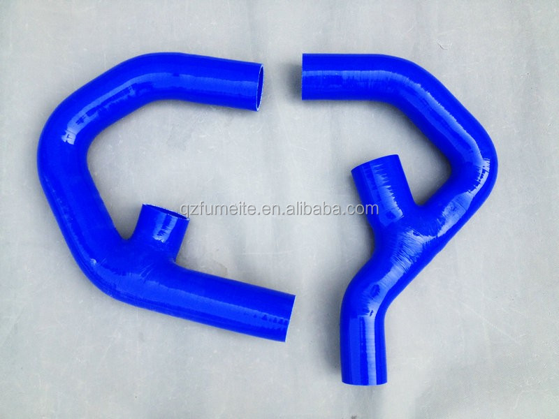 Performance For Silvia/180SX RPS13,PS13,S13 S14 SR20 DET silicone radiator&ancillary hose