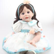 handmade lifelike real products educational toys reborn baby dolls for christmas