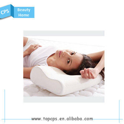 Memory foam cervical spondylosis pillow