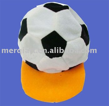 2013 new football hats for sport event promotion