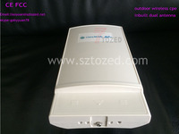 300Mbps 2.4GHZ outdoor wireless 5.8 ghz cpe